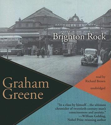 [CD] Brighton Rock By Greene, Graham/ Brown, Richard (NRT)